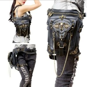 Handbags - Motorcycle leg bag